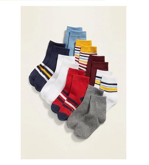 Купити Набір шкарпеток Crew Socks 8-Pack Old Navy (483487) - фото 1