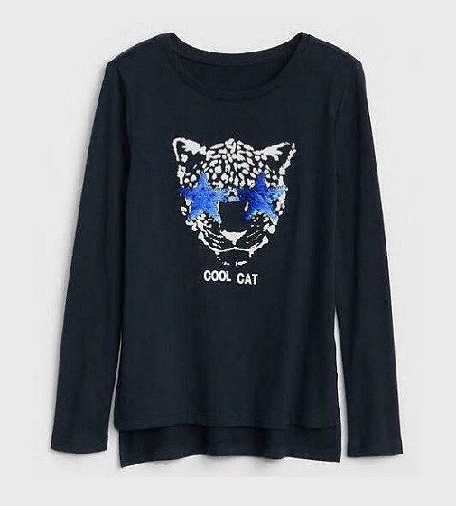 Купити Реглан Gap Cool Cat Leopard - фото 1