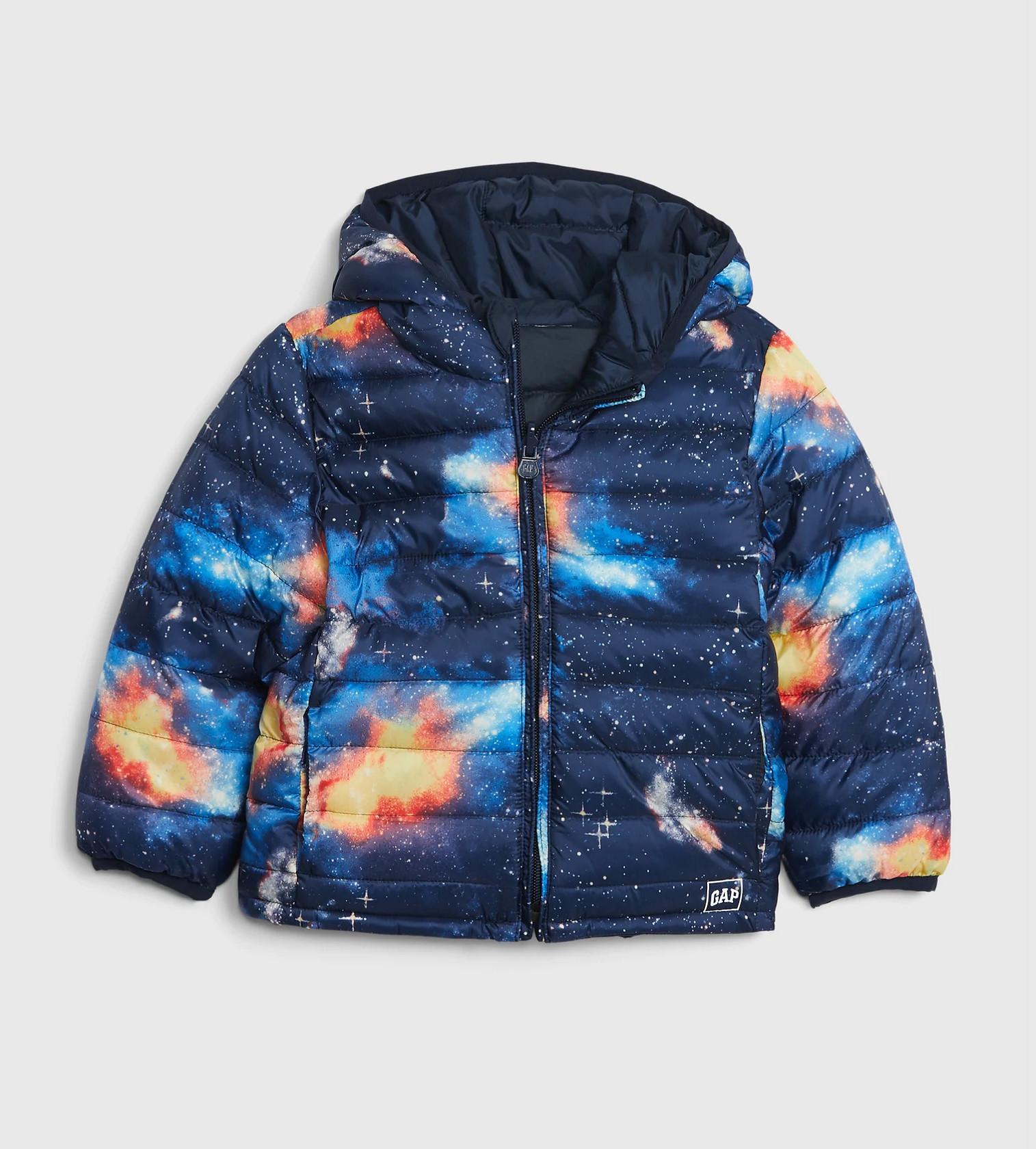 Купити Двостороння куртка-пуховик GAP 593060 - фото 1