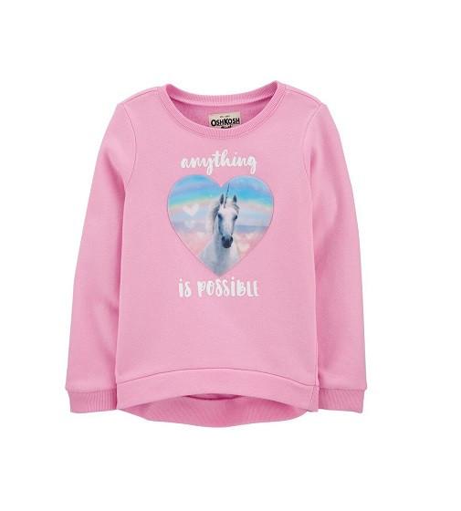 Купити Світшот Unicorn Dreamy Motion Oshkosh 3H221310 - фото 1