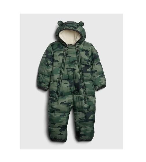 Купити Комбінезон Baby ColdControl Ultra Max Snowsuit Gap (592811 khaki) - фото 1