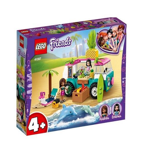 Купити LEGO® Friends Фургон-бар для приготування соку (41397) - фото 1
