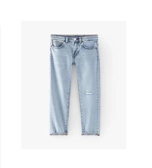 Купити Джинси Bleach Wash Zara 8367/667/406 - фото 1