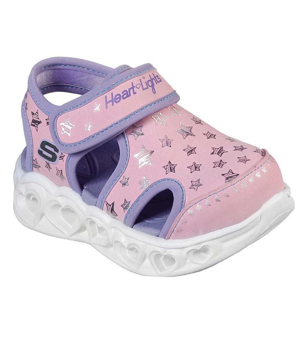 Купити Сандалі Skechers Heart Lights Star Sweet Closed Toe - фото 1