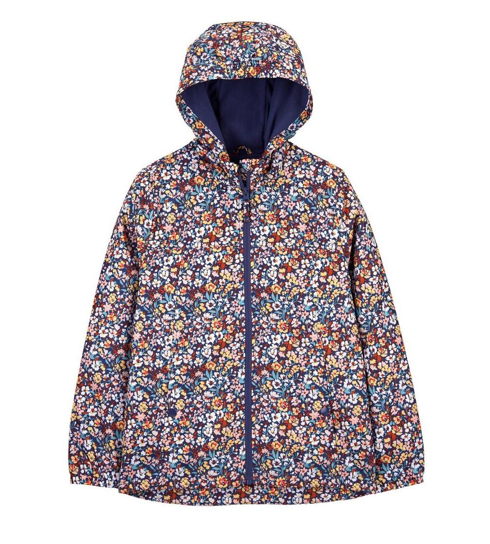 Купити Куртка Carters З Квітковим Принтом На флісова підкладка - фото 1