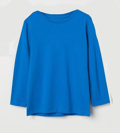 Купити Реглан H&M Яскраво синій - фото 1