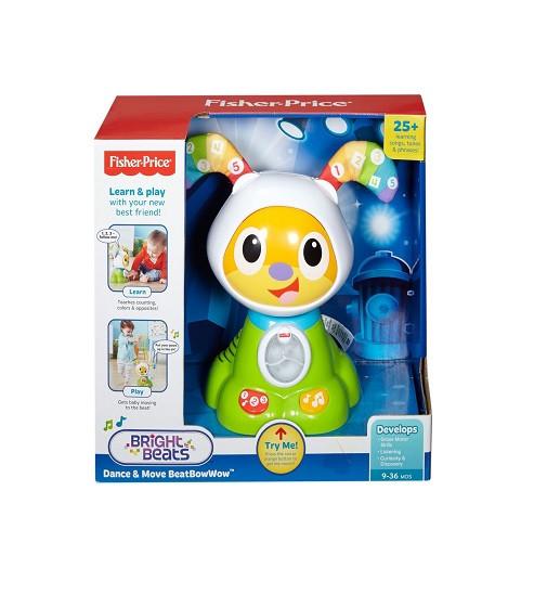 Купити Інтерактивна іграшка Робот Бібо Fisher-Price (FRV58) - фото 1