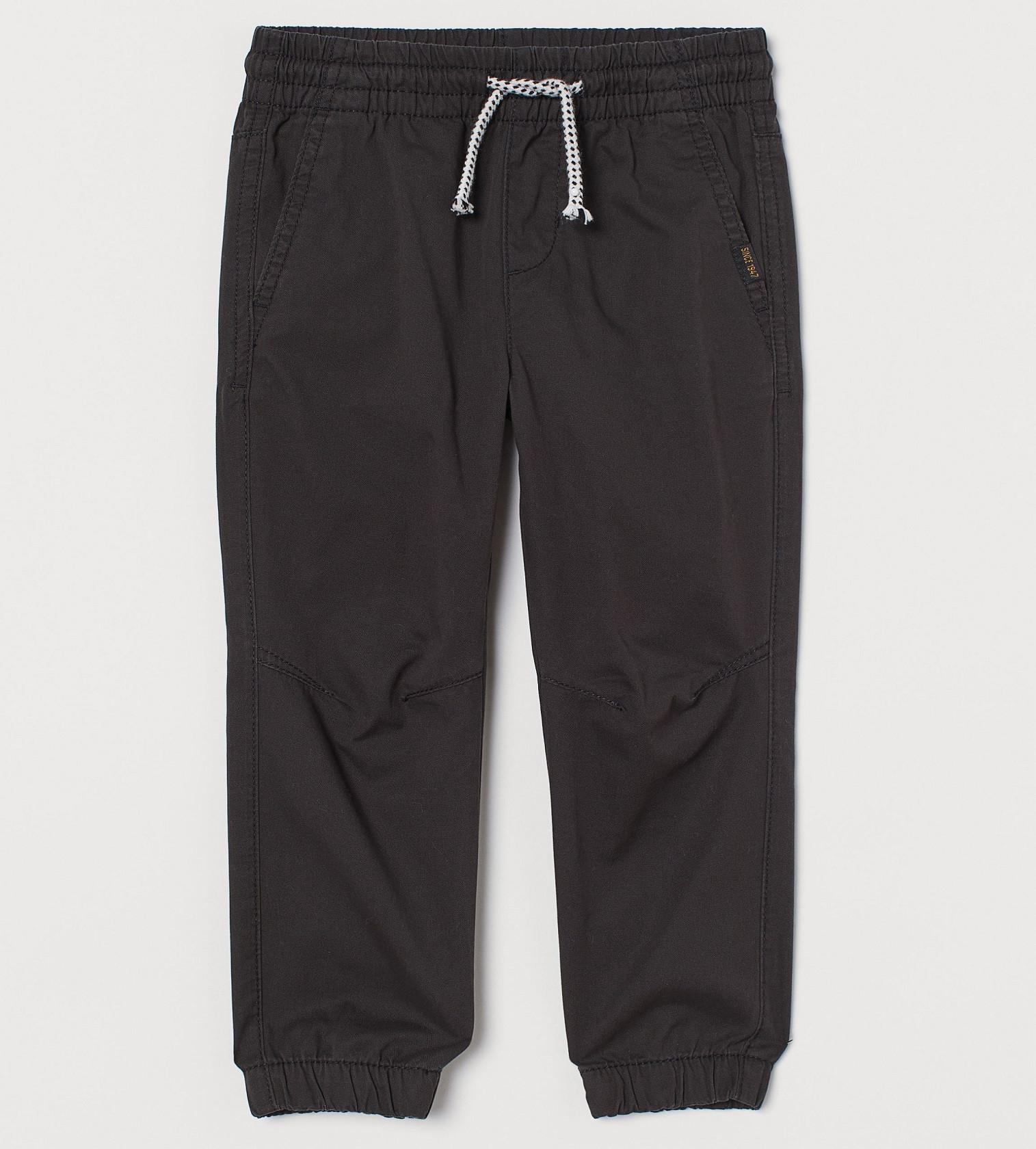 Купити Джоггерси H&M Gray-black - фото 1