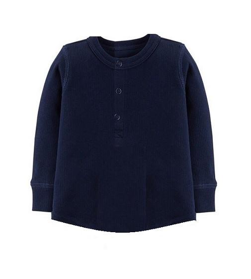 Купити Реглан Carters Long-Sleeve Синій - фото 1