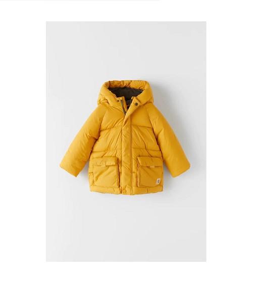 Купити Куртка BASIC PADDED COAT ZARA (5992/576/703) - фото 1