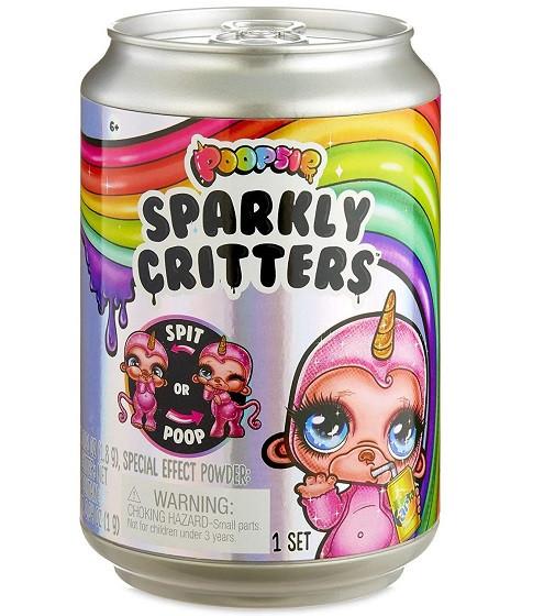 Купити Чарівний Вихованець Пупсі слайм 1 хвиля MGA Poopsie surprise Sparkly Critters Slime (556992) - фото 1
