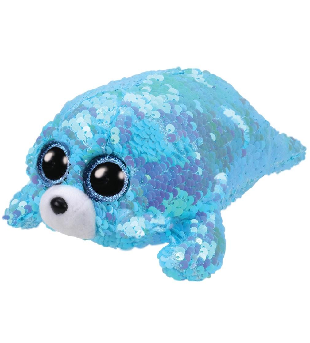 Купити М'яка іграшка TY FLIPPABLES ТЮЛЕНЬ WAVES - фото 1