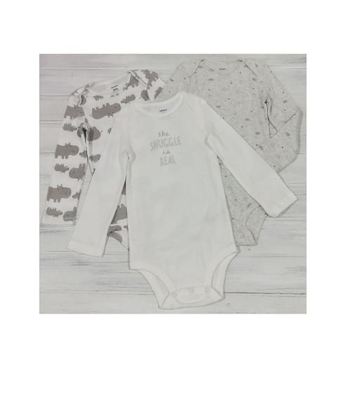 Купити Набір боді 3шт Sun & Moon Original Bodysuits Carters (17637410) - фото 1