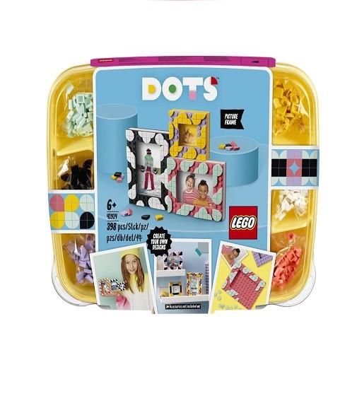 Купити Конструктор Фоторамка (41914) - LEGO Dots - фото 1
