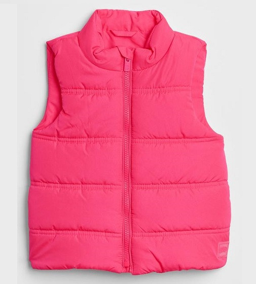 Купити Жилетка Gap 473618 pink Неонова - фото 1