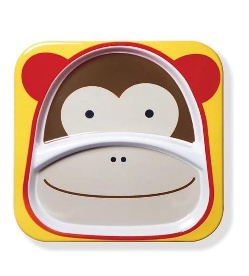 Купити Тарілка Skip Hop Мавпочка Monkey - фото 1