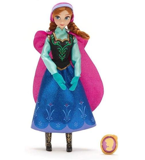 Купити Принцеса Анна Лялька 29 см від Діснея (Disney Princess Anna) - фото 1