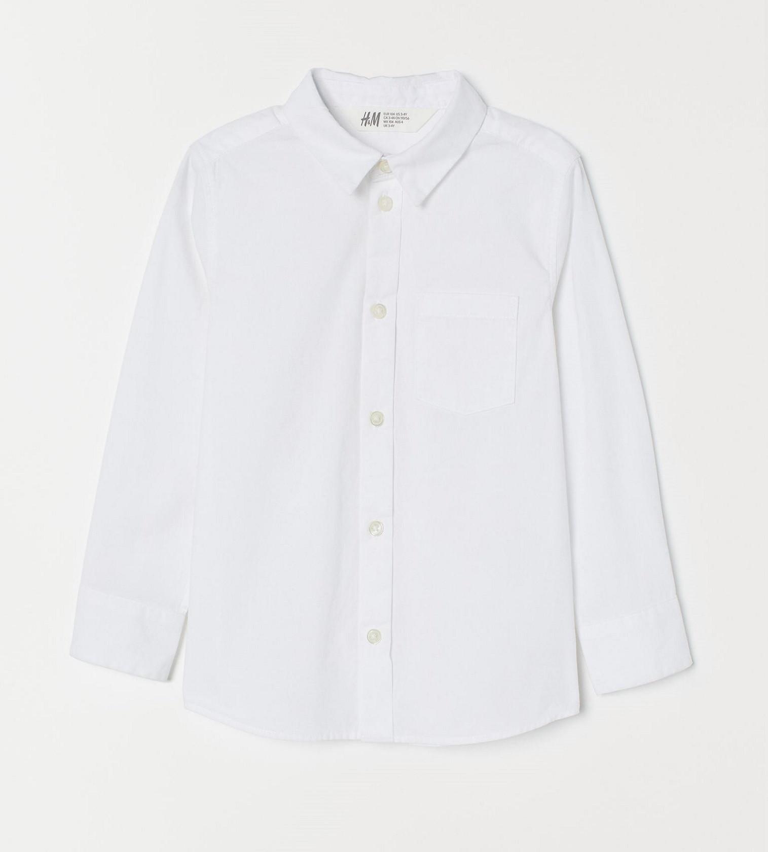 Купити Сорочка H&M Біла - фото 1