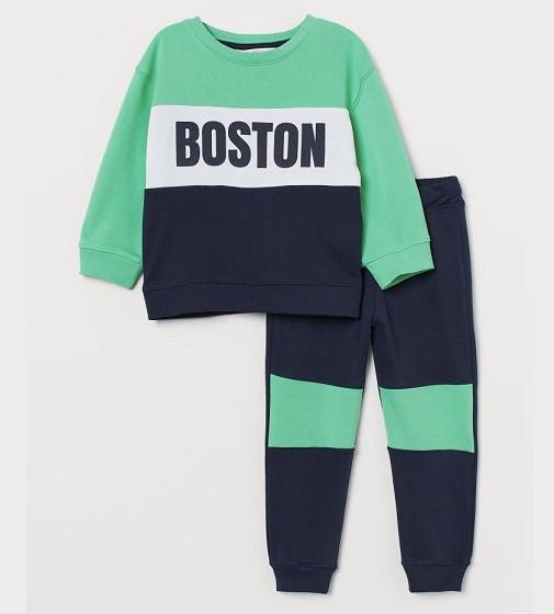 Купити Костюм H&M Printed Set Бостон - фото 1