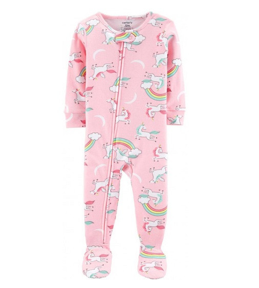 Купити Сліп Бавовняний Carters Pink Єдиноріжки - фото 1