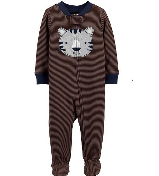 Купити Сліп Бавовняний Сірий тигреня - фото 1
