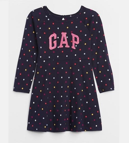 Купити Сукня Gap Горошок: gap logo - фото 1